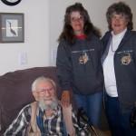 Ray Menaker, Linda & Denise